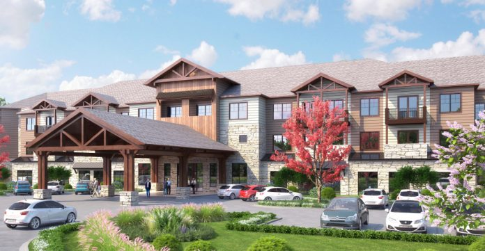 Imprint Property Group in Partnership with Batson-Cook Development Co. Breaks Ground on Third Active Adult Community in Texas