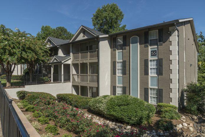 Venterra Realty Acquires 505-Unit The Harrison Garden-Style Apartment Community in The Atlanta Suburb of Sandy Springs, Georgia