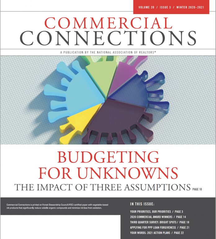Winter 2020-2021: Budgeting For Unknowns