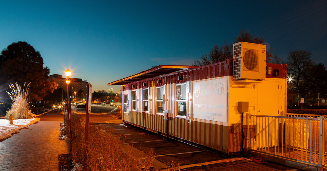 Modular Construction Meets Changing Needs in the Pandemic