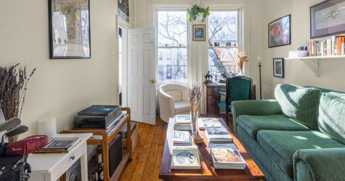 Co-Living in a Brooklyn Townhouse