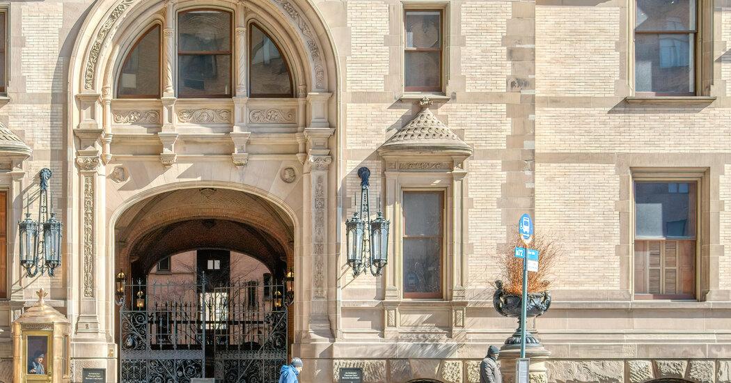 The 'Posh Portals' of New York City