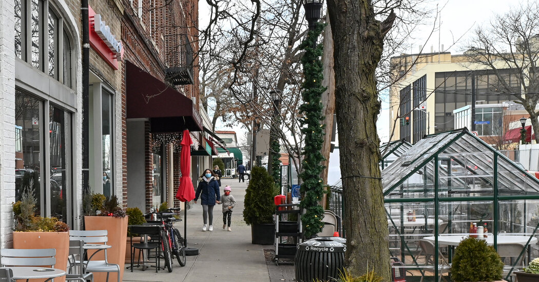 Larchmont, N.Y.: An Affluent Suburb on Long Island Sound