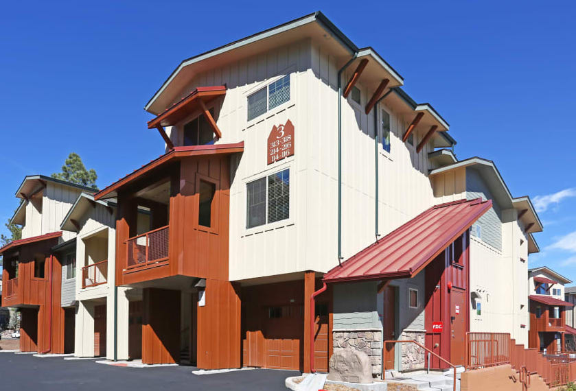 Olympus Property Completes Acquisition of Mountain Trail Class-A Garden Style Apartment Community in Flagstaff, Arizona