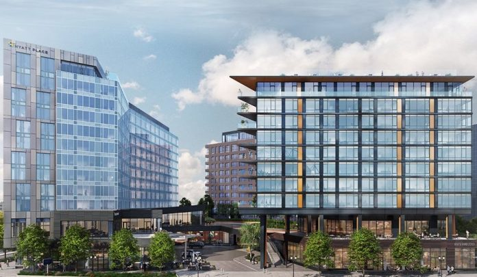 High End 304-Unit Ora Luxury Apartment Community Brings a New Way of Urban Living to Boston's Seaport Waterfront
