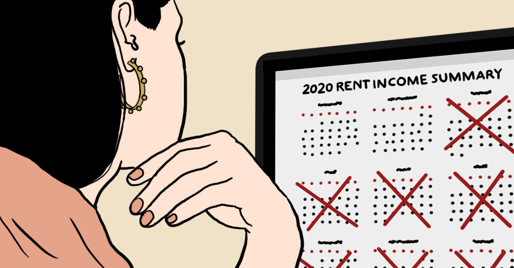 Options for Struggling Landlords Whose Tenants Can't Pay the Rent