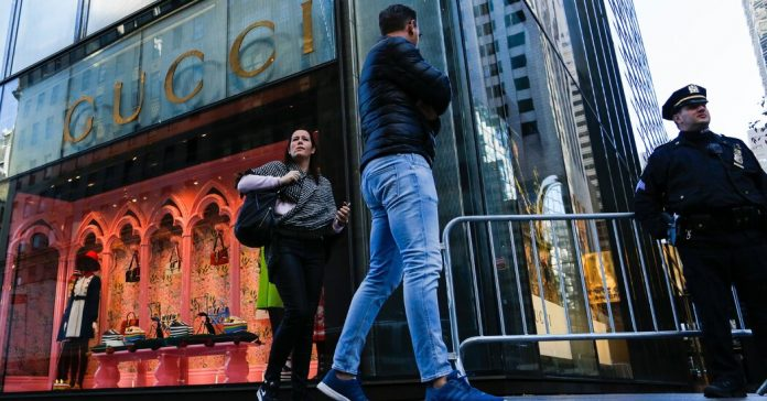 Gucci Extends Lease in Trump Tower
