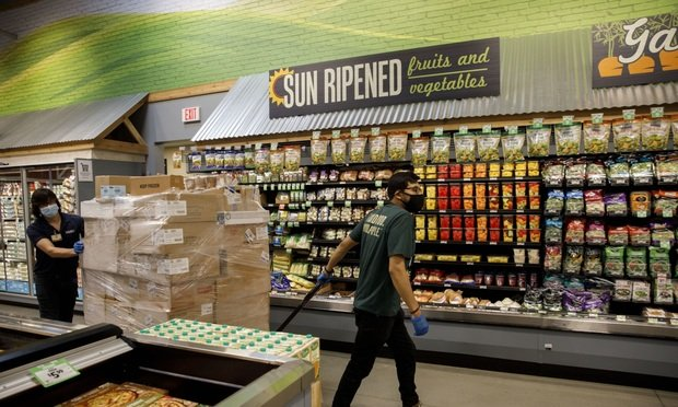 Could Big Law-Backed Suits Overturn COVID-19 Hazard Pay Laws for Grocery Workers?