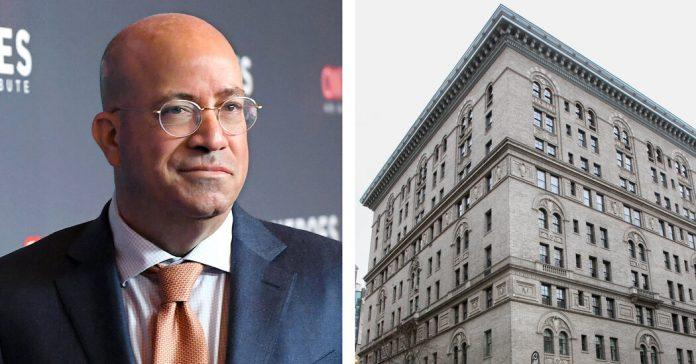In February Closings, CNN's Jeffrey Zucker Sells His Five-Bedroom