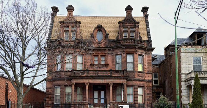 Mrs. O'Leary's Cow, the Great Chicago Fire and a Mansion Sale