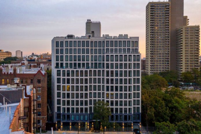 CIM Group Completes Construction of 111 Montgomery Condominium Residences in Brooklyn's Crown Heights Neighborhood