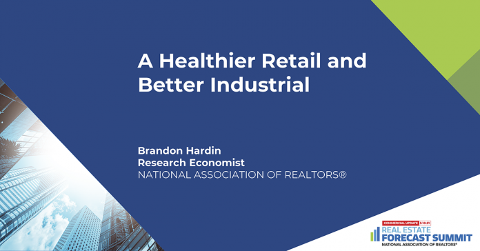 A Healthier Retail and Better Industrial