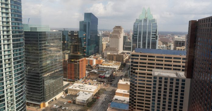 Bucking the Pandemic, Austin Is 'the Hottest Market in the Country'