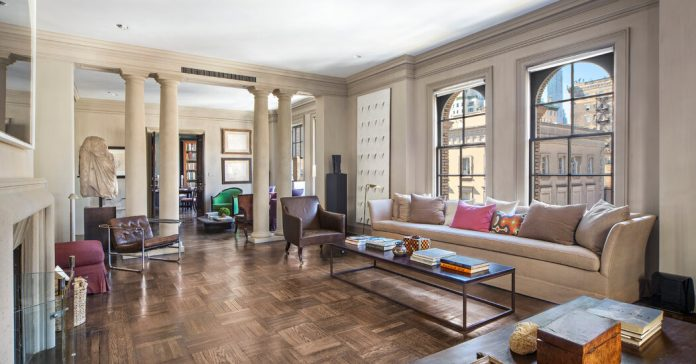 A Fashion Designer's Art-Filled Home Hits the Market