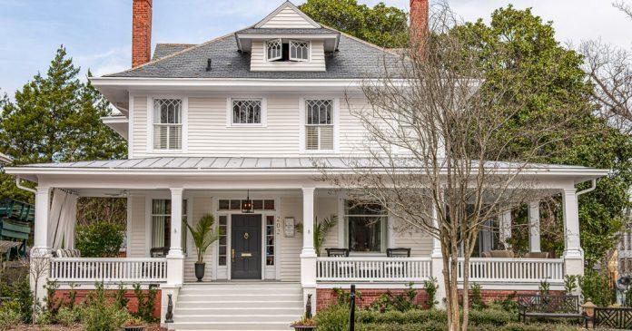 $950,000 Homes in North Carolina, California and Vermont