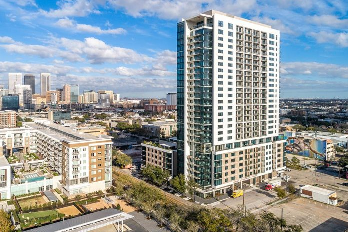 Canyon Partners Real Estate Acquires $45 Million Preferred Equity Position in Newly-Built Drewery Place Apartment Tower in Houston