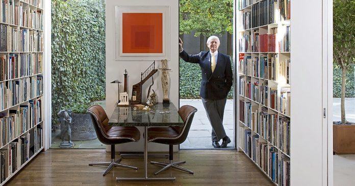 Hugh Newell Jacobsen, Famed Modernist Architect, Dies at 91