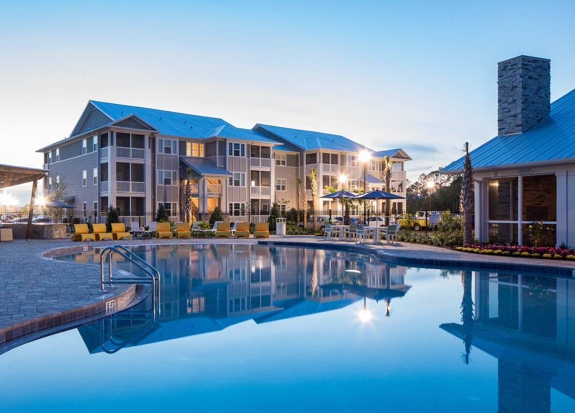 The St. Joe Company Completes Construction of The Second Phase of Pier Park Crossings Apartment Community in Northwest Florida