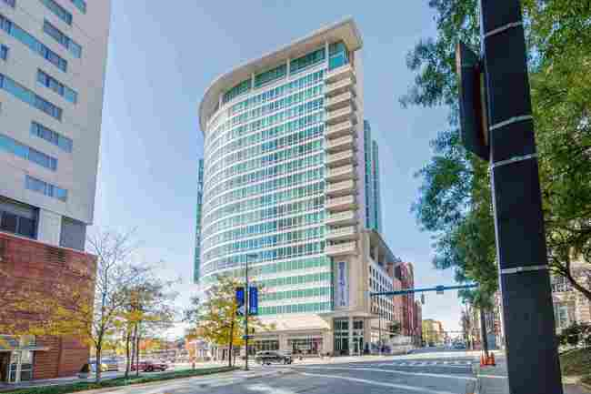 HASTA Capital Acquires 21-Story The Zenith Apartment Building Featuring 191-Units and Ground Floor Retail in Downtown Baltimore
