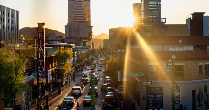 Austin, Tucson and Portland Are on the Fast Track to Recovery