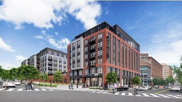 Wood Partners Announces Construction is Underway at 327-Unit Alta 801 Luxury Apartment Community in Washington, D.C.