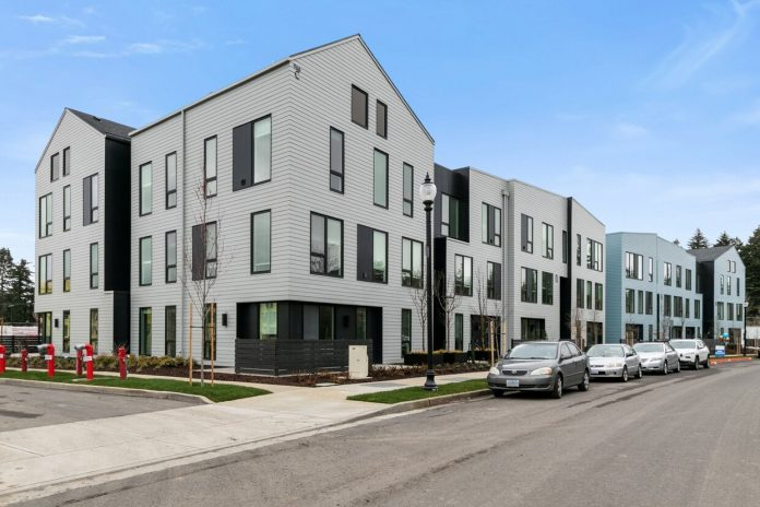 Wood Partners Announces The Grand Opening of Its New 318-Unit Alta Civic Station Luxury Apartment Community in Gresham, Oregon