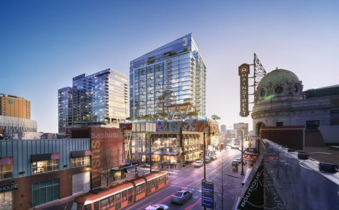The Cordish Companies Announces Start Dates for Construction of Three Light and Midland Lofts in Kansas City Power & Light District