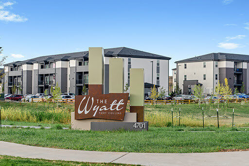 Mission Rock Assigned Management of 368-Unit The Wyatt Apartment Community in Northern Colorado Market of Fort Collins