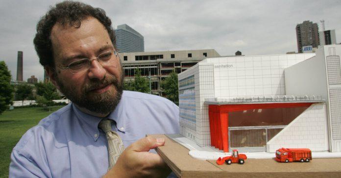 Michael Friedlander, Urban Architect of Offbeat Designs, Dies at 63