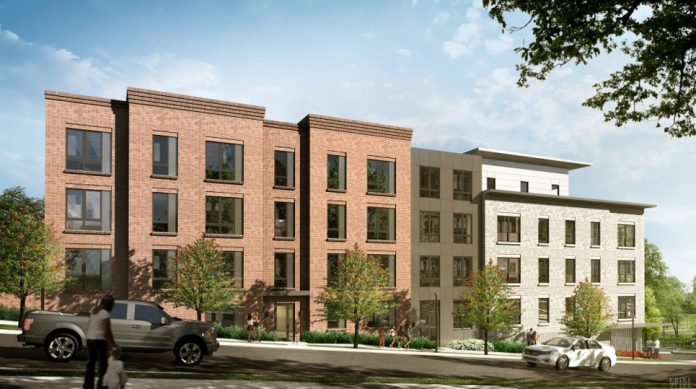 AHC Breaks Ground on Redevelopment of Arlington View Terrace East Affordable Housing Community in Arlington, Virginia