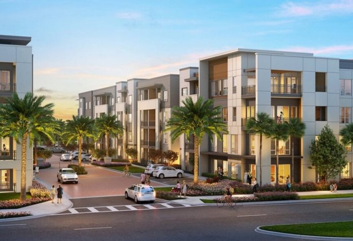 Lincoln Property Launches Leasing at 350-Unit Legacy Universal Apartment Community in The Heart Orlando, Florida's Tourism District