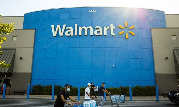 Walmart Calls Out DOJ for Undisclosed Consulting Contract With Amicus in Opioids Case