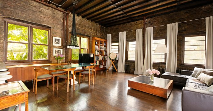 A West Village Home With a Gated Courtyard Is Up for Sale