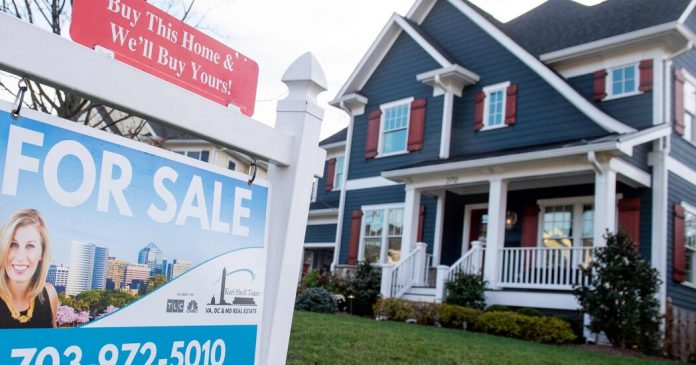 Home sales are slowing as climbing prices and a shortage of houses limit buyers.