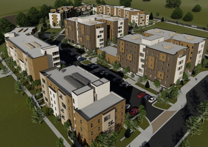 Canyons Village Employee Housing to Offer Over 1,100 Residents Year-Round Flexible Housing Options in Park City, Utah