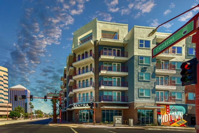 MG Properties Group Acquires 223-Unit Centra Apartment Community for $74.5 Million in Midtown Neighborhood of Phoenix, Arizona