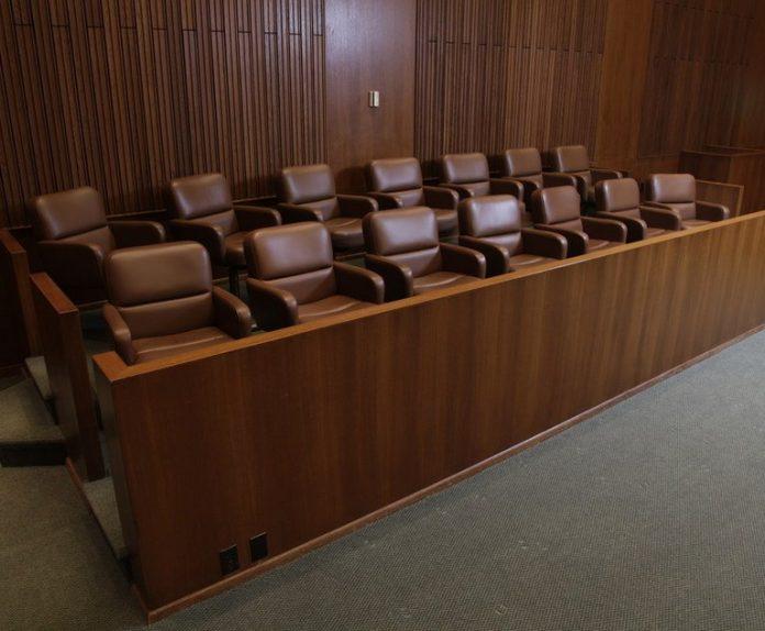 Jury Box. Photo: Jason Doiy/ALM