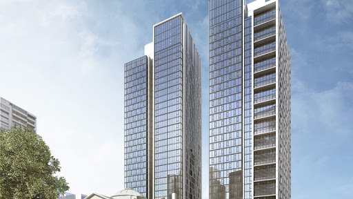 LMC Adds 548 Apartment Homes to The Downtown Seattle Skyline With Topping Out of Twin-Tower Ovation Luxury Community