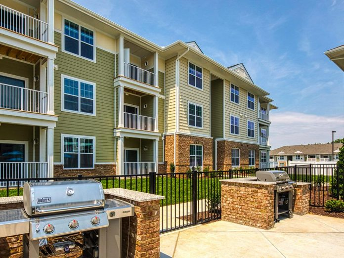Capital Square Apartment REIT Acquires Newly Constructed 192-Unit Sapphire at Centerpointe Apartment Community in Richmond, Virginia