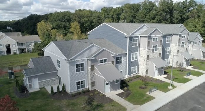Walker & Dunlop Structures $12 Million in Financing for The Townhomes at Two Rivers Green Certified Community in Michigan