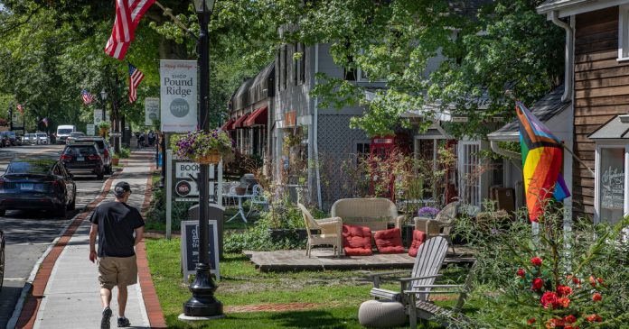 Pound Ridge, N.Y.: A Rural Alternative to Nearby Commuter Towns