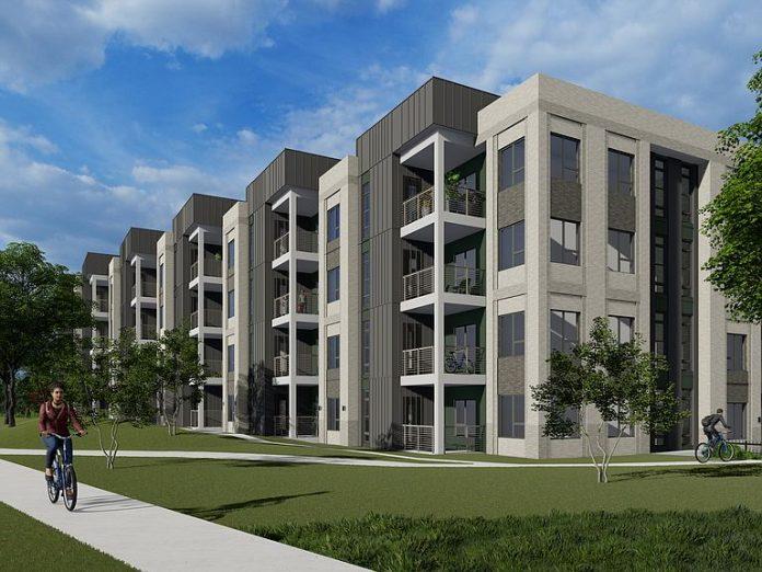 Wood Partners Celebrates Grand Opening of 212-Unit Alta Preston Luxury Apartment Community in Dallas Submarket of Plano