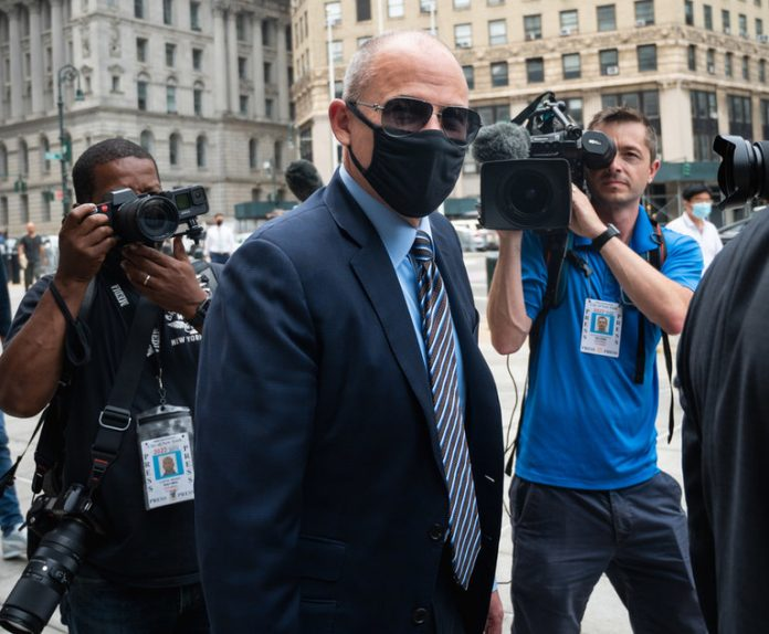 Nike Trims Restitution Request, Seeking $856,000 From Avenatti for Attempted Shakedown