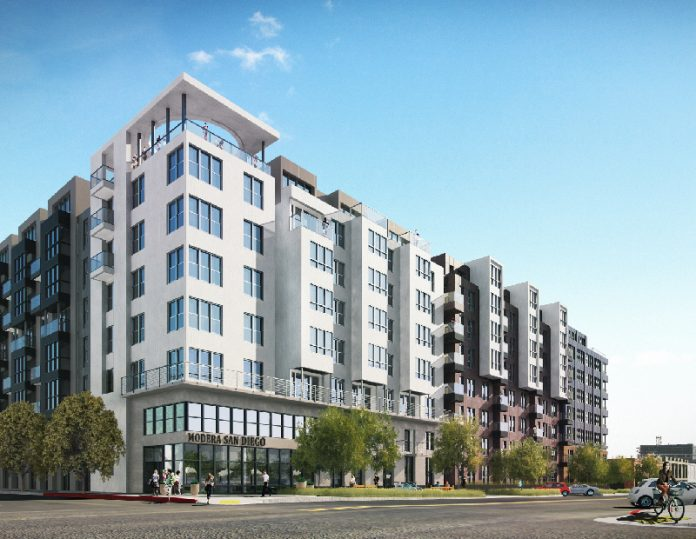 Mill Creek Announces Start of Preleasing at 368-Unit Modera San Diego Luxury Apartment Community in Vibrant Downtown San Diego