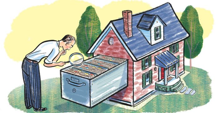 How to Learn More About the History of Your Home