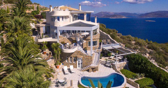 House Hunting in Greece: A Custom-Built Perch on the Aegean Coast