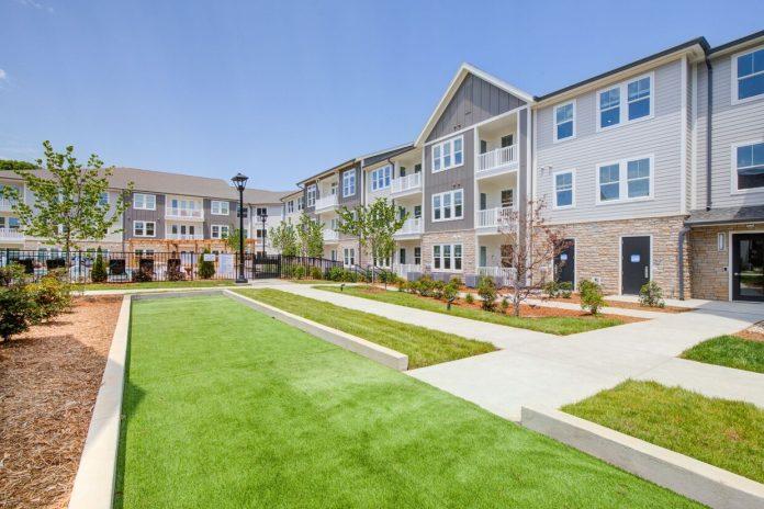 Preferred Apartment Communities Acquires 256-Unit Solis Chestnut Farm Multifamily Community in Charlotte, North Carolina